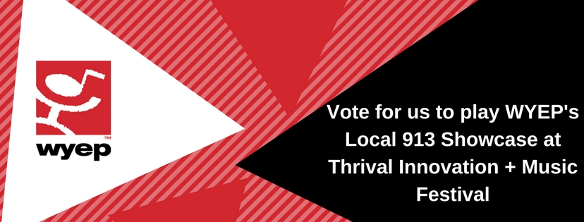 Vote for us in the WYEP Thrival Local Showcase!